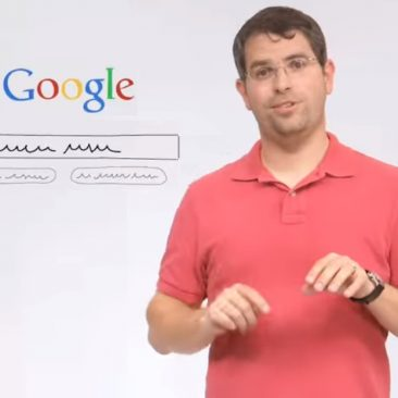 Matt Cutts explains what happens behind the scenes when you search on Google