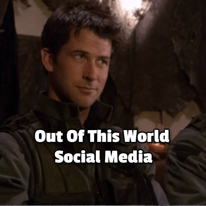 Out of this World Social Media