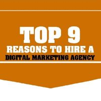 Top 9 Reasons to Hire a Digital Marketing Agency