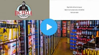 Video of Big Fella Wine & Liquor, Bennett, CO