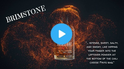 Promo video for Brimstone Whiskey