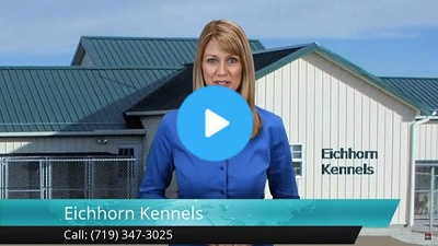 Review video of Eichhorn Kennels