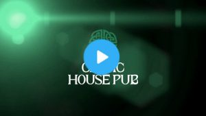 Logo animation for Celtic House Pub