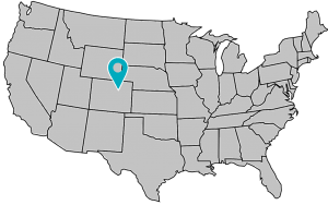 Here we are! Map of the United States